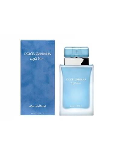 Dolce&Gabbana Light Blue Eau Intense 100 Ml Kadın Parfüm Renksiz